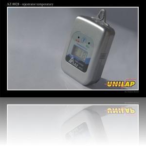 AZ8828 rejestrator temperatury++AZ8828 rejestrator temperatury