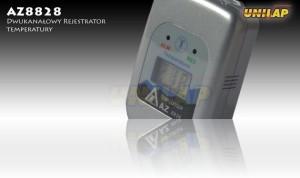 AZ8828 rejsterator temperatury++AZ8828 rejsterator temperatury