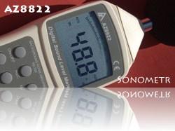 AZ8922 sonometr z interfejsem RS232++AZ8922 sonometr z interfejsem RS232