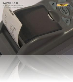 AZ9881K, drukarka termiczna++AZ9881K, drukarka termiczna