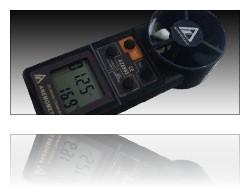 AZ8903 termoanemometr jednobryłowy++AZ8903 termoanemometr jednobryłowy