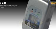 AZ8828 rejestrator temperatury 16 000 próbek!